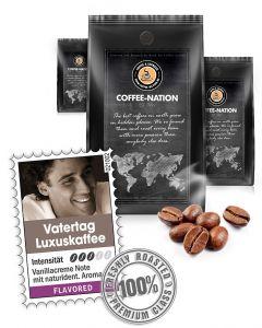 Vatertags-Kaffee Premium Kaffeeemischung von Coffee-Nation 500 g