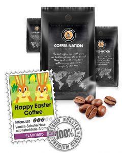 Aroma Oster-Kaffee Kaffeebohnen von Coffee-Nation 500 g