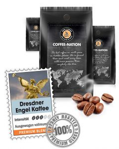 Dresdner Engel Kaffeemischung von Coffee-Nation 500 g