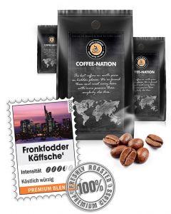 Fronkfodder Käffsche Kaffee von Coffee-Nation