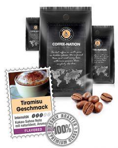 Kaffeebohnen von Coffee-Nation 500 g