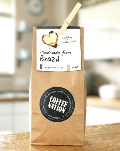 BRAZIL In Love with Coffee Premium Handcrafted Kaffeebohnen 500 g