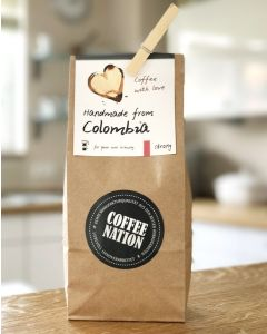 COLOMBIA In Love with Coffee Premium Handcrafted Kaffeebohnen 500 g