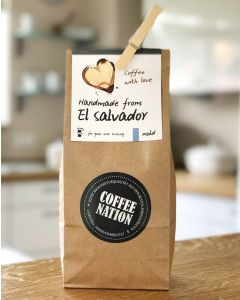 EL SALVADOR Coffee with Love Handcrafted Kaffeebohnen 500 g