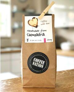 SUMATRA In Love with Coffee Premium Handcrafted Kaffeebohnen 500 g