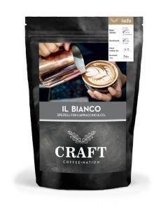 CRAFT Bianco Manufaktur Kaffeebohnen 250 g