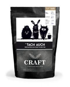 CRAFT 'Tach auch Manufaktur Kaffeebohnen 250 g