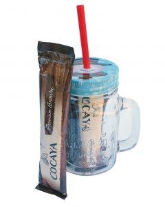 Trendset Cocaya mit Premium White Kakao und Trendglas