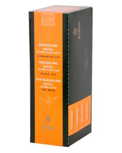 EILLES Tea Jacks Darjeeling 2nd Flush Box mit 20 Maxi Teebeutel (80 g)