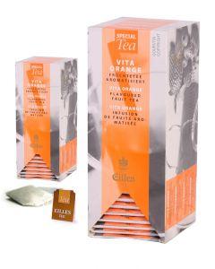 EILLES Teebeutel Früchtetee Vita Orange 2 x 25 Stück