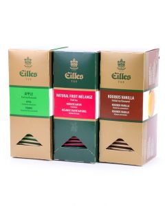 KINDER Tee Set mit den drei beliebstesten Sorten der EILLES Teebeutel