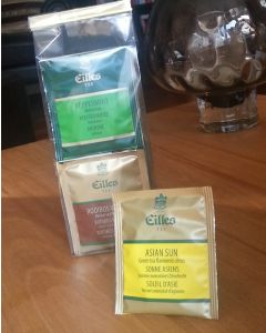 EILLES Kleine Teewelt mit 10 Sorten EILLES Teebeutel