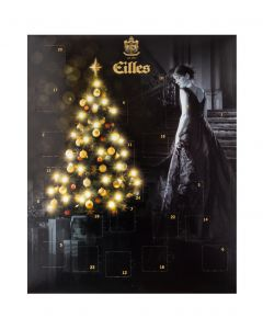 EILLES Kleine Meisterwerke - Pralinés Adventskalender, 300g