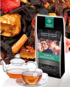 Früchte Tee Erdbeerwiese Gourvita Moments 100 g