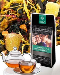 Früchte Tee Aprikosenzart Gourvita Moments 100 g