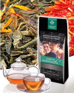 Grüner Tee Tropenfest Gourvita Moments 100 g