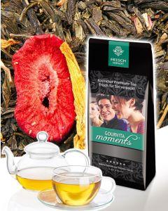 Grüner Tee Im Reich der Sonne Gourvita Moments 100 g