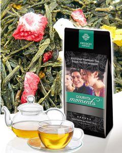 Grüner Tee Schätze der Shaolin Gourvita Moments 100 g