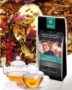 Rooibos Tee Kokos-Makronen Gourvita Moments 100 g