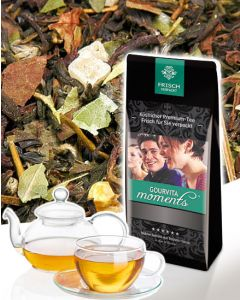 Weisser Tee Himalaya Garten Gourvita Moments 100 g