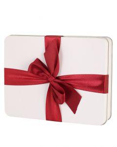 RED DESIGN Pralinen - Geschenkdose mit Schleife