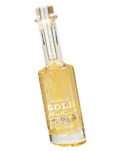 GOLD Pfirsich-Likör mit echten 22 Karat Goldflocken 0,2 L