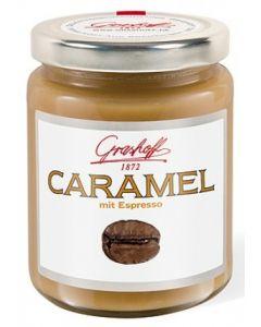 Grashoff CARAMEL Caramel-Creme mit Espresso 250 g