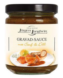 Jürgen Langbein Gravad-Sauce 125 ML