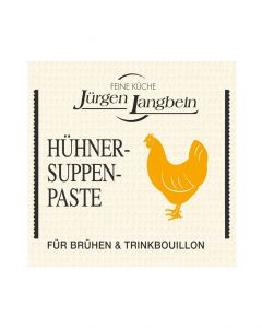 Jürgen Langbein Hühner-Suppen-Paste 50 G