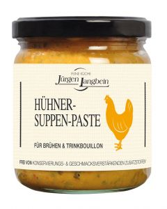 Jürgen Langbein Hühner-Suppen-Paste, 400 g