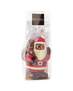 Weihnachtsmann mit Sack von Hussel, 75g