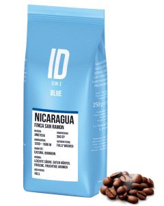 ID Blue Premium Kaffee Nicaragua 500 g Bohnen