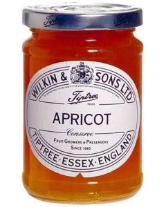 Aprikose Konfitüre von Wilkin & Sons aus England 340 g