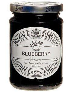 Heidelbeer Konfitüre von Wilkin & Sons aus England 340 g