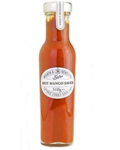 Hot Mango Sauce Wilkin & Sons aus England 310 g