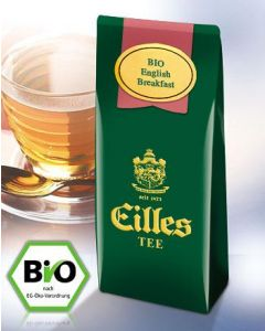EILLES Tee BIO English Breakfast 250 g