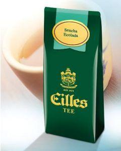 EILLES Tee Grüner Sencha Ecolada 250 g