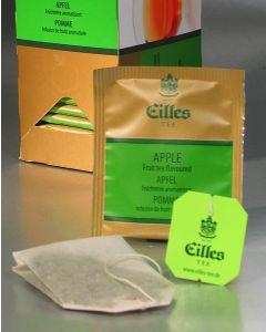 EILLES Teebeutel Deluxe Apfel Früchte 25 Stück