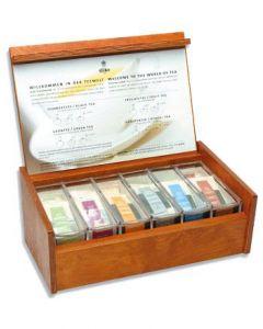 EILLES Luxuriöse Display Box für Tea Jacks