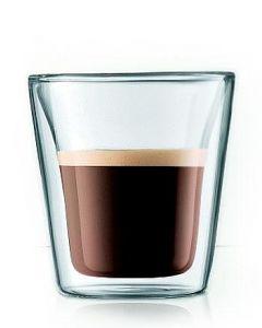 Bodum Canteen Espressogläser 2er