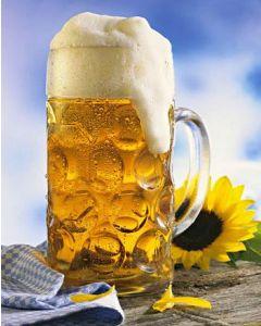 WIESN Oktoberfest Glas Krug