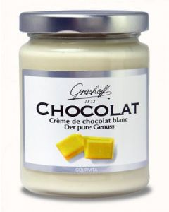 Grashoff CHOCOLAT Schoko-Creme aus weisser Schokolade 250 g