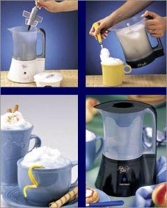 Supercreamer Milchaufschäumer