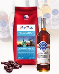 Jay-Jays Coffee Mild & Smooth 1000 g