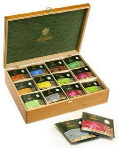 EILLES Luxuriöse Display Box aus Holz für Tea Diamonds