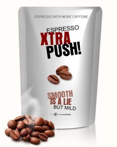 XTRA PUSH! With more caffeine Espresso Mild 250 g Bohne