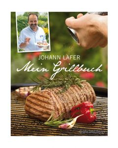 Buch Johann Lafer Mein Grillbuch