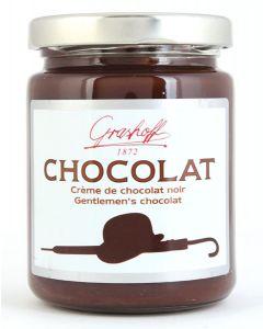 Grashoff CHOCOLAT Schoko-Creme zartbitter für Gentlemen 250 g