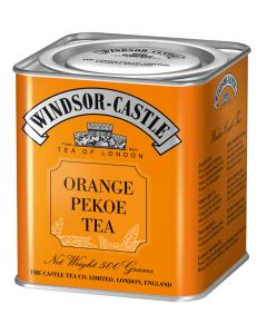Windsor-Castle Orange Pekoe Tea, Dose, 500 g