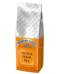 Windsor-Castle Orange Pekoe Tea, Tüte, 250 g